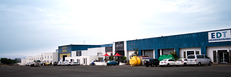 About Lanseria Centre